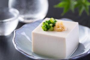tofu frais