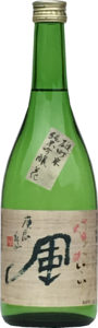 369 - Saké Ii Kaze Hana Junmai Ginjo - 720ml