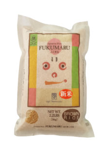 415 - Riz brun Fukumaru 1kg