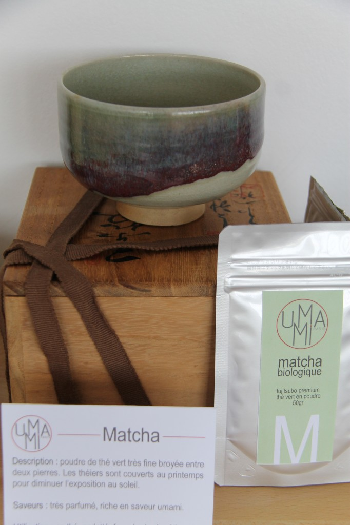 Bol à Matcha traditionnel
