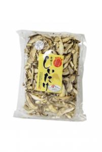 champignons japonais shiitakes émincés