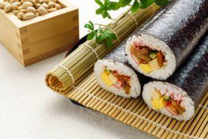 eho maki tradition japon setsubun sushi japonais