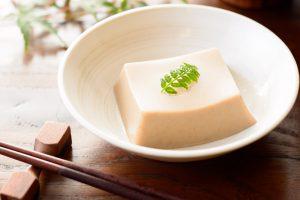 tofu de sésame