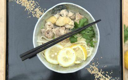 Udon en bouillon