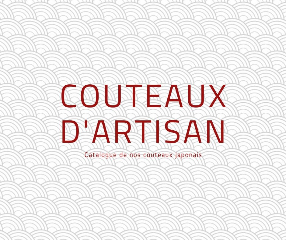 Catalogue couteaux