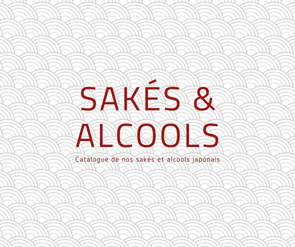 Catalogue saké
