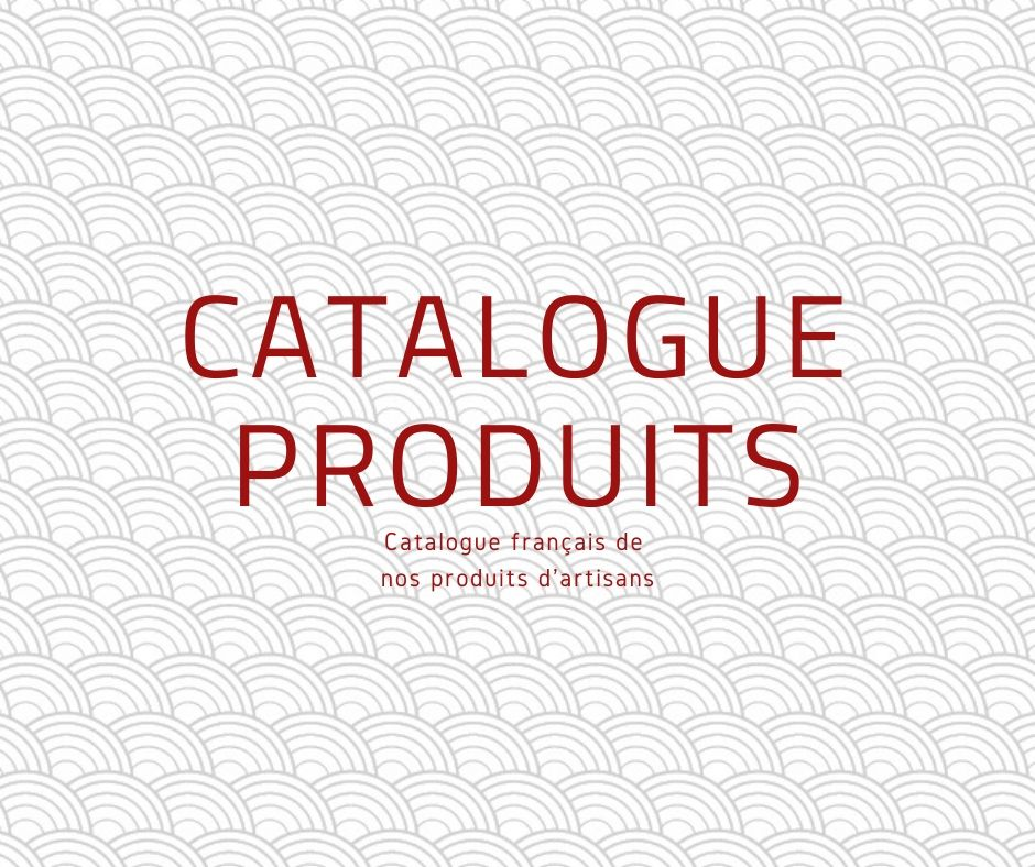 Catalogue produit