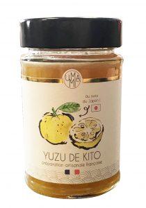 confiture de yuzu citrus agrume japonais citron orange confiture stepahn perrotte Umami japon japonais