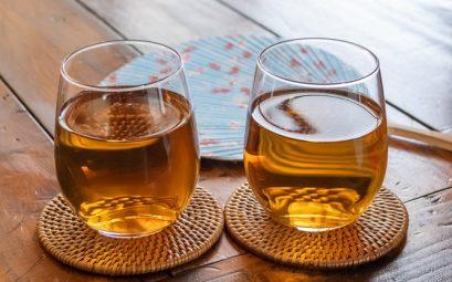 Mugicha, thé d'orge