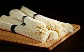 Somen Tenobe umami nouilles fines de blé japonais
