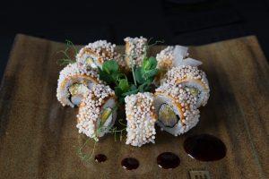 california maki & arare fines billes de riz croustillantes