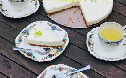 Cheesecake au sudachi japonais