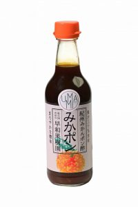 Ponzu de mikan (mandarine japonaise) 360ml