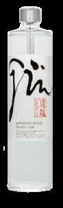 bouteille de Dogo Gin artisanal 500ml