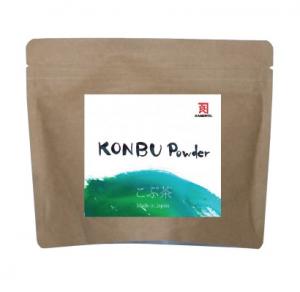 sachet de kombu soluble kombucha japonais sur fond blanc